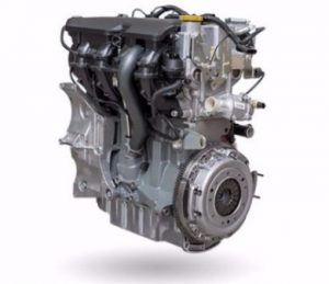 Какой двигатель стоит на Лада х Рей Кросс
