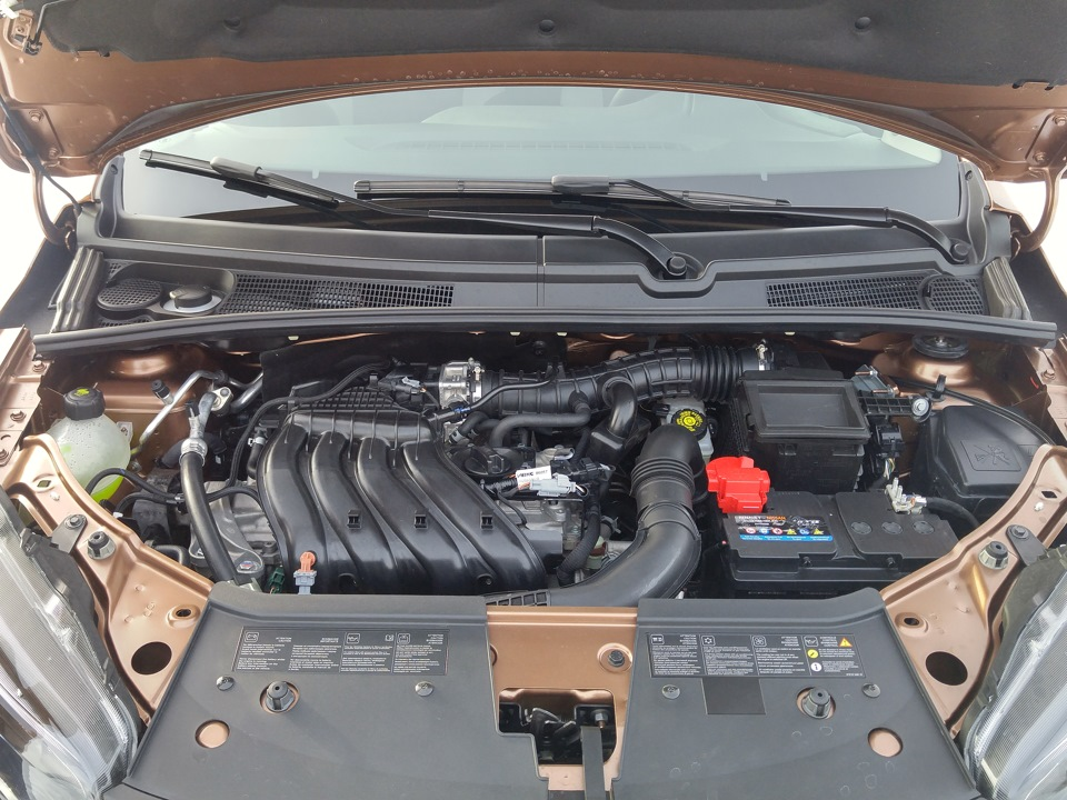 двигатель и кпп
