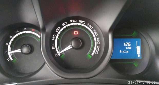 Какой реальный расход топлива
