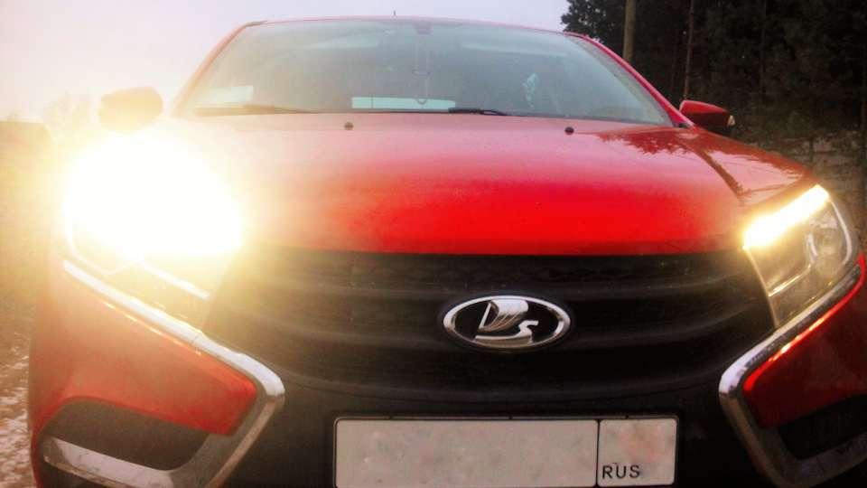Lada Xray Luxe спустя пол года эксплуатации
