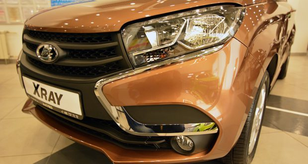 АвтоВАЗ сделает Lada XRAY эксклюзивной