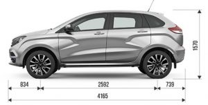 Лада Веста Кросс или Х рей: сравнение автомобилей