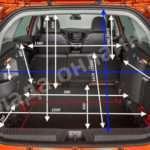 Объем багажника Лада Веста СВ Кросс