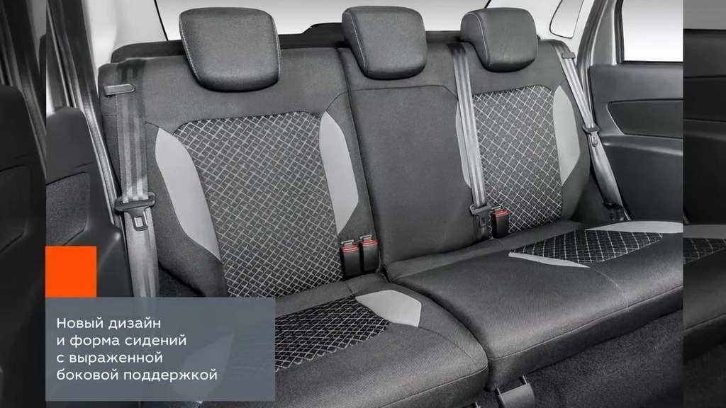 Лада Гранта универсал в новом кузове: комплектации и цены