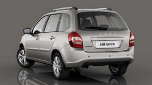 Лада Гранта универсал 2018 в новом кузове комплектации и цены фото