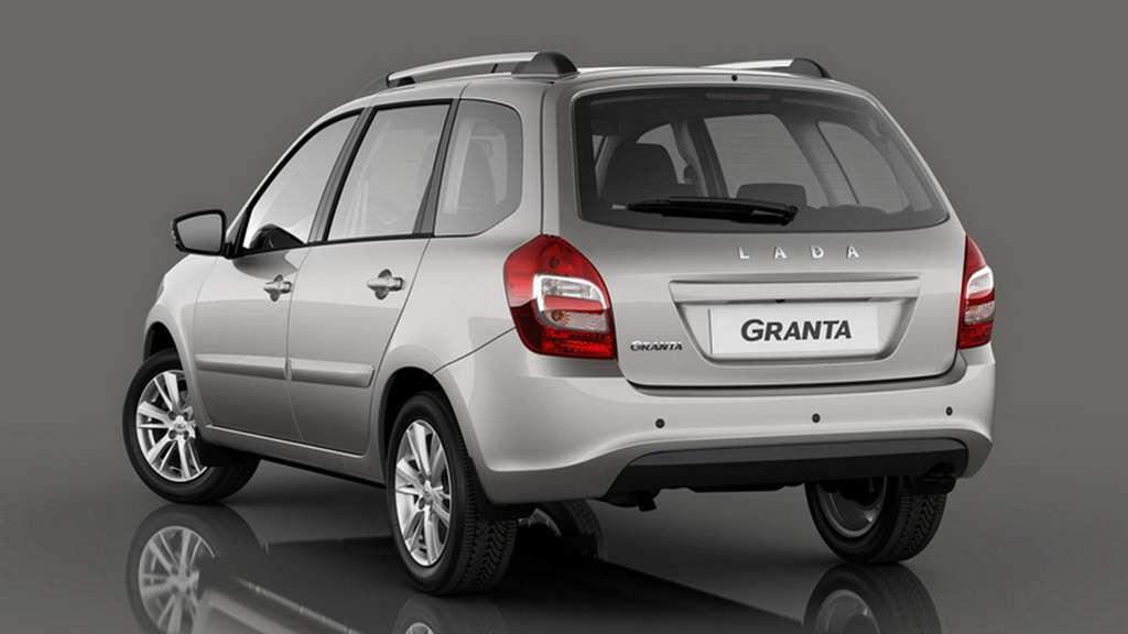 lada granta 2019 9 1 - Тест драйв лада гранта 2018 года лифтбек