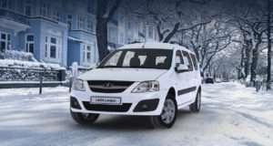 Lada Largus на метане выходит на рынок: фургон, универсал и Cross