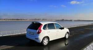 Лада Гранта хэтчбек в новом кузове: фото цена характеристики