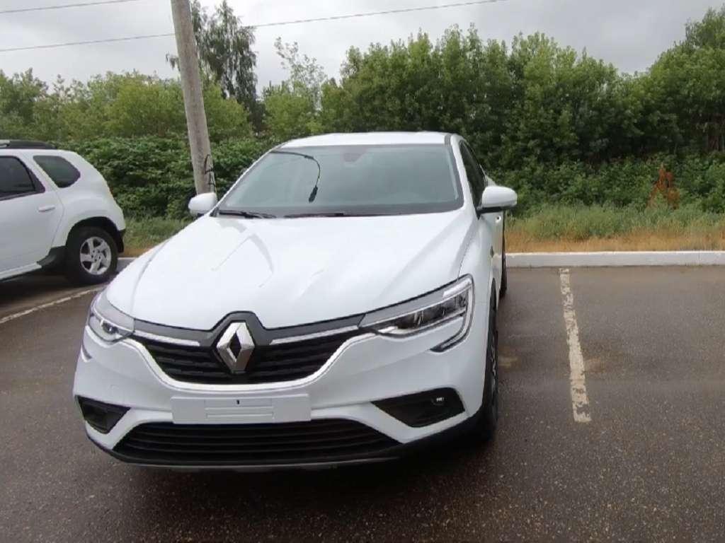 Отзывы реальных владельцев Renault Arkana