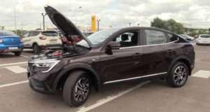 Отзывы первых владельцев Renault Arkana