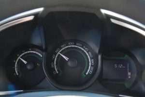 Реальный расход топлива х рей Кросс