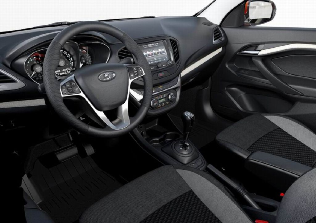 Lada Vesta 1,6 Comfort Multimedia на механике: обзор комплектации