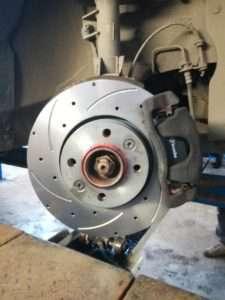 Какие тормозные диски выбрать для Lada Vesta