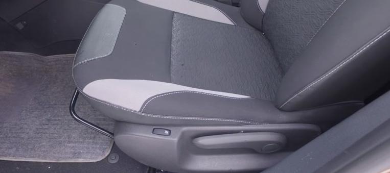 Сиденье водителя
