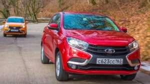 Падение продаж Lada из-за дефицита и выходных