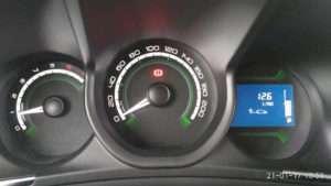 Какой расход топлива
