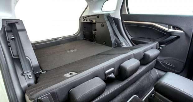 Объем багажника Лада Веста СВ Универсал