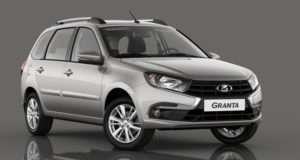 Технические характеристики нового универсала Lada Granta